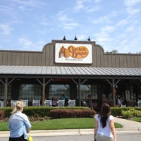 Photo taken at Cracker Barrel Old Country Store by Curt E. on 4/20/2013