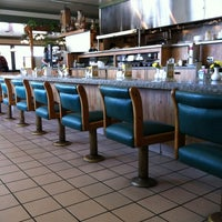 Photo taken at Cafe Bixby And Pizza by Curt E. on 10/8/2012