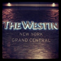 Photo taken at The Westin New York Grand Central by Tony on 6/27/2013