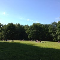 Photo taken at Tiergarten by Valentin B. on 6/23/2013