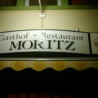 Photo taken at Gasthof Moritz by Andreas H. on 10/17/2014
