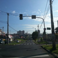 Photo taken at Avenida John Boyd Dunlop by Fábio S. on 1/20/2013