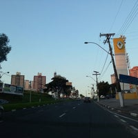 Photo taken at Avenida John Boyd Dunlop by Fábio S. on 4/20/2013