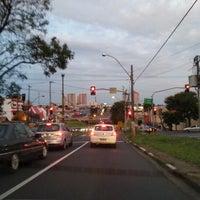Photo taken at Avenida John Boyd Dunlop by Fábio S. on 1/26/2013