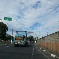 Photo taken at Avenida John Boyd Dunlop by Fábio S. on 3/10/2013
