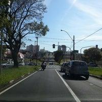 Photo taken at Avenida John Boyd Dunlop by Fábio S. on 2/24/2013
