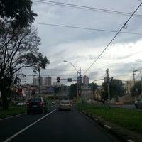 Photo taken at Avenida John Boyd Dunlop by Fábio S. on 2/3/2013