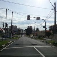 Photo taken at Avenida John Boyd Dunlop by Fábio S. on 3/24/2013