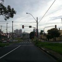 Photo taken at Avenida John Boyd Dunlop by Fábio S. on 2/10/2013