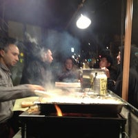Photo taken at The Comet Hot Dog Stand by Carolyn T. on 3/17/2013