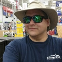 Photo taken at Lowe's Home Improvement by Jo S. on 4/9/2014