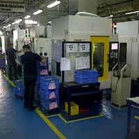 Photo taken at Machining Area by Charmaine N. on 8/28/2013