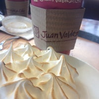 Photo taken at Juan Valdez Café by Scott J. on 5/9/2013