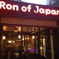 Photo taken at Ron of Japan by Brandon S. on 6/28/2013