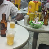 Photo taken at Posto BR Mataripe by Jeanderson D. on 2/1/2013