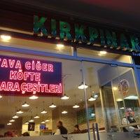 3/24/2013 tarihinde Bilgenziyaretçi tarafından Kırkpınar Kasap & Restaurant'de çekilen fotoğraf
