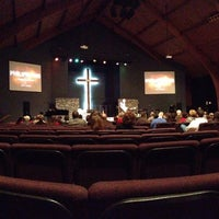 Photo taken at Colwood Church by Brett G. on 12/23/2012
