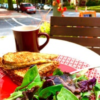 Photo taken at Chestnut Hill Cafe by Brett G. on 9/24/2014