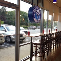 Photo taken at Elevation Burger by Brett G. on 6/21/2014