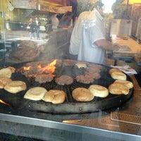 Photo taken at Hamburgers by Naoto S. on 2/16/2013
