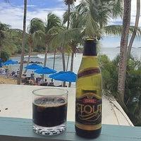 Photo taken at Bolongo Bay Beach Resort by Ken G. on 12/25/2015