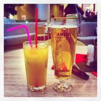 Снимок сделан в Cafe Fashion пользователем Alexandr S. 11/29/2012