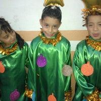 Photo taken at Colegio Fray Pedro de Gante by green M. on 12/19/2012