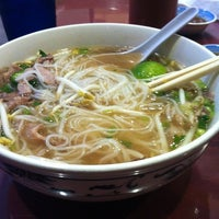 Photo taken at Pho Duy 6 by Vince B. on 11/18/2012