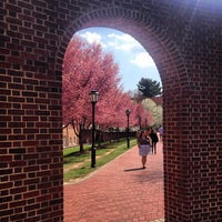 Photo taken at University of Delaware by Carrie B. on 4/10/2013