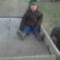 Photo taken at Connors Farm by Maddie on 10/11/2012