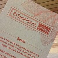 Photo taken at ShopHouse Kitchen by Wa'il A. on 10/17/2012