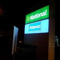 Photo taken at National Car Rental by Jonathan G. on 10/11/2012