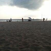 Photo taken at Playa Posada by Alan F. on 10/28/2012