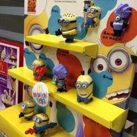 Photo taken at McDonald's by Thiago R. on 6/28/2013