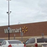 Photo taken at Walmart Supercenter by Corey D. on 10/19/2012