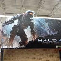 Photo taken at Walmart Supercenter by Corey D. on 11/2/2012