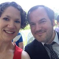 Photo taken at Woolman Hill Retreat Center by Melanie L. on 6/28/2014