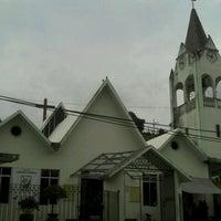 Photo taken at Parroquia Maria Auxiliadora by Ricardo S. on 11/4/2012