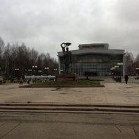Photo taken at Театральная площадь by Андрей К. on 10/15/2012