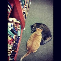 Photo taken at Downtown Books by Ian D. on 1/22/2014