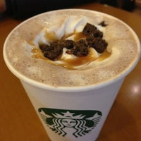 Photo taken at Starbucks by DreamSweetsLove on 12/26/2012