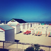 Photo taken at Strand Knokke-Heist by MaRl0 E. on 6/2/2013