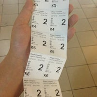 Photo taken at mmCineplexes by A Jia D. on 12/22/2012