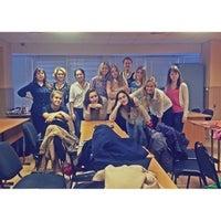 Photo taken at Кафедра РМСХП им. В.А. Губанова by Marina T. on 10/31/2013