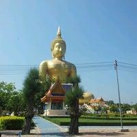 Photo taken at Wat Muang by Rungpet J. on 12/27/2012