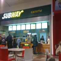 Photo taken at Subway by Kirill A. on 2/15/2013