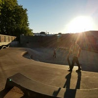 Photo taken at Seattle Center Skatepark by Tachini P. on 7/17/2016