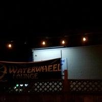 Photo taken at Waterwheel Lounge by Tachini P. on 7/16/2016