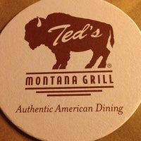 Photo taken at Ted's Montana Grill by KONA on 8/1/2013