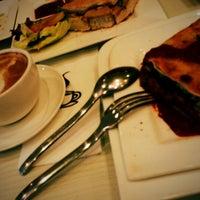 Photo taken at Cafe Salivation by Ben L. on 6/15/2013